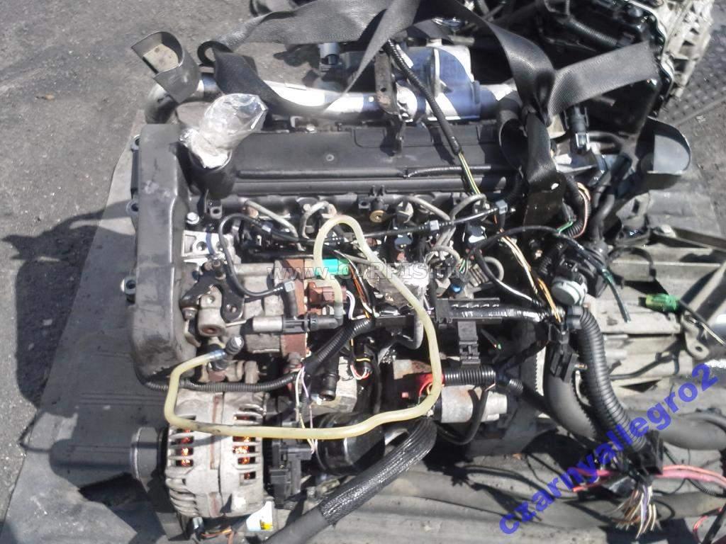 Ремонт двигателя на рено сценик